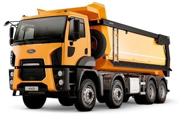 camion-benne FORD Trucks 4142D neuf