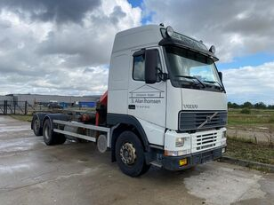 camion-benne VOLVO FH 12 380HP 6x2