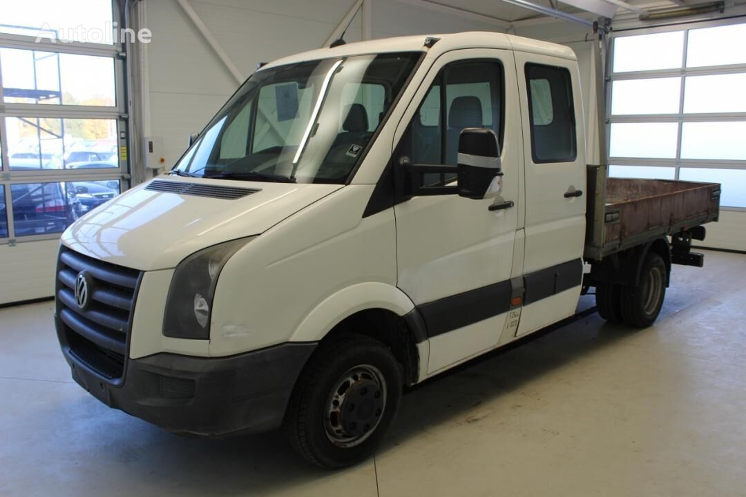 camion plateau VOLKSWAGEN Crafter