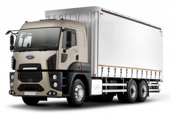 camion rideaux coulissants FORD Trucks 2533 HR neuf