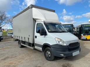 camion rideaux coulissants IVECO DAILY 50C15